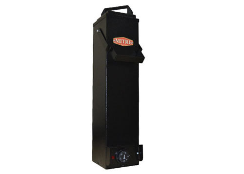 Portable Welding Rod Oven, Double Chamber, 7kg Capacity, Adjustable Temperature: Mitre IQ8