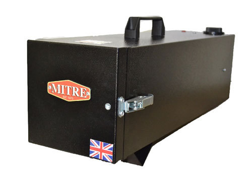 Portable Welding Rod Oven, Dual Voltage, 15kg Capacity, Adjustable Temperature: 50-320°C