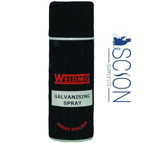 Weldmig Galvanising Spray