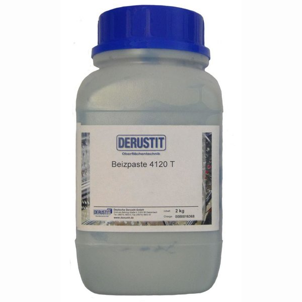 2KG DERUSTIT 4120 TURBO PICKLING PASTE
