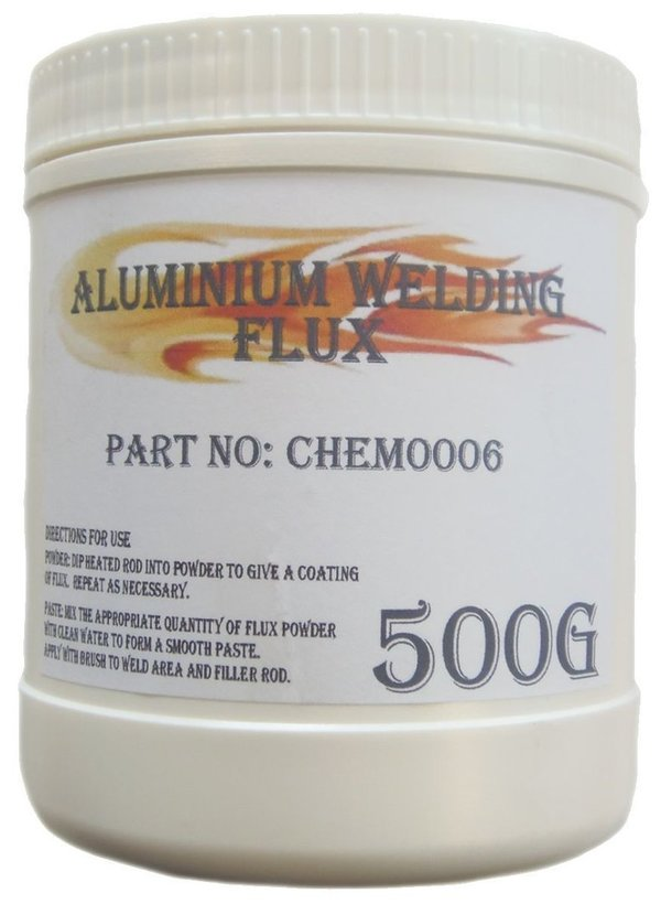 Aluminium Welding Flux Powder 500g