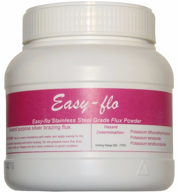 Easy-Flo Stainless Steel Flux Powder 250g