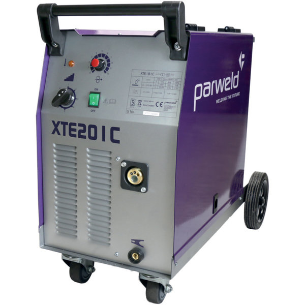 Parweld XTE 201C Compact Automotive MIG Welding Machine - BLACK FRIDAY SPECIAL OFFER