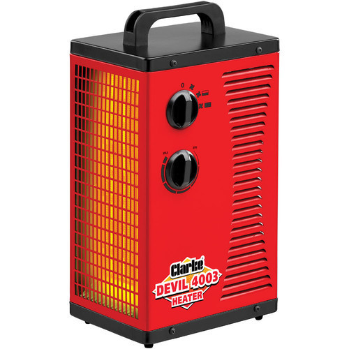 Clarke Devil 4003 2.8kW Workshop Fan Heater