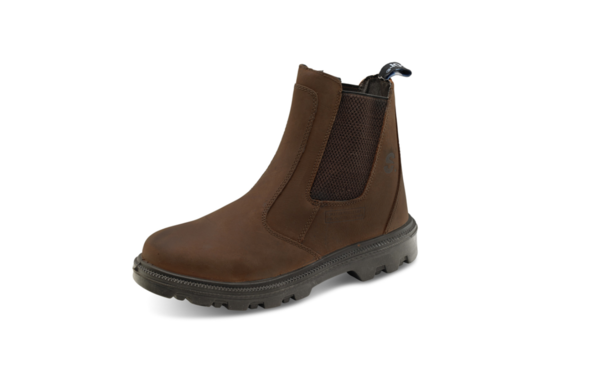 Sherpa Brown Dealer Boot