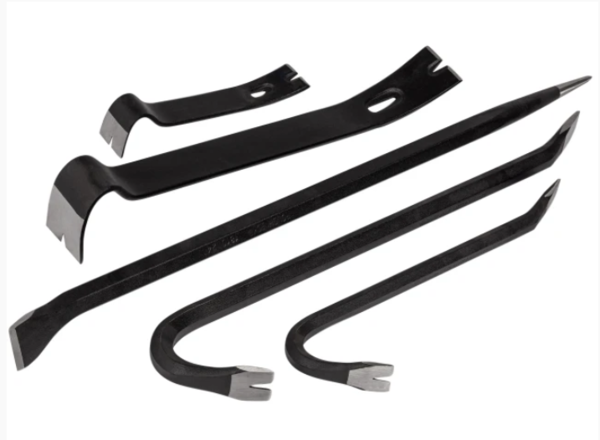 Roughneck Multi-Purpose Bar Set, 5 Piece