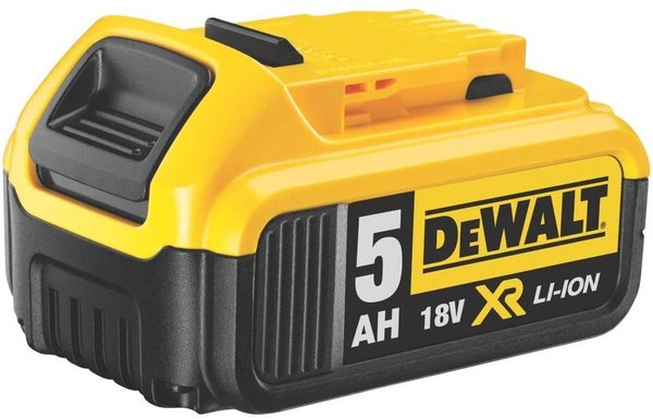 DeWalt DCB184 18v 5.0Ah Li-Ion Battery XR Range Lithium Ion 5 Amp Hour