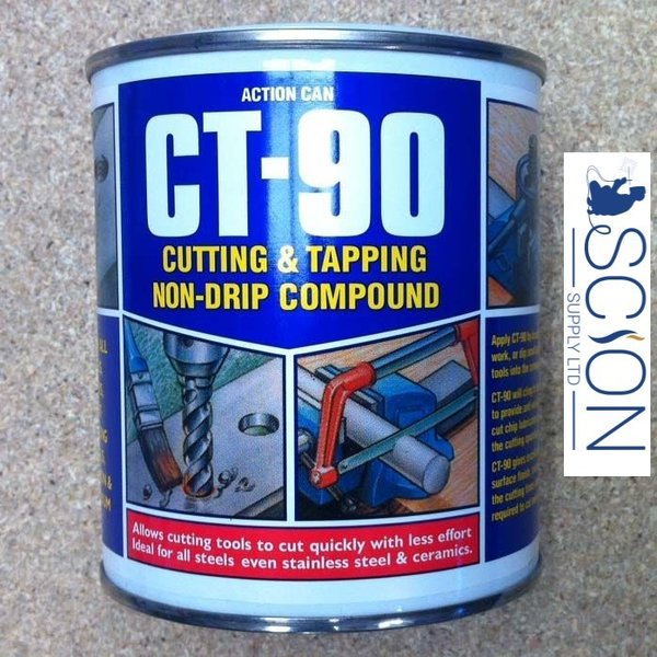 Action Can CT-90 Cutting & Tapping Compound 480grm Non-Drip
