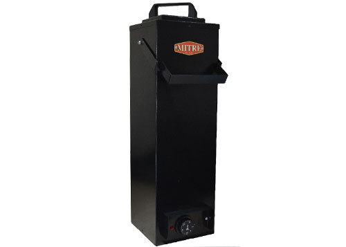 Portable Welding Rod Oven, Double Chamber, 11kg Capacity, Adjustable Temperature 50-200°C