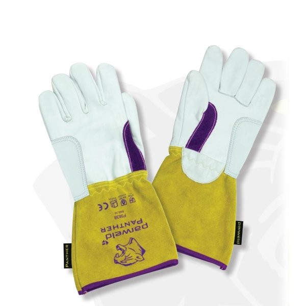 Parweld Panther Fingertip Sensitivity TIG Welding Glove