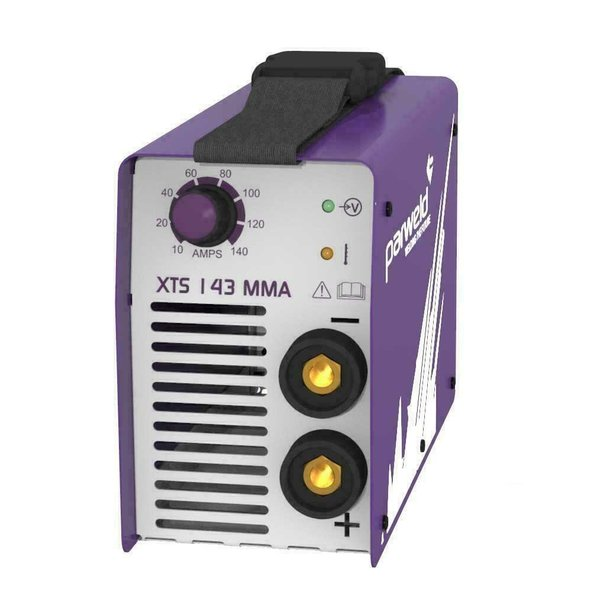 Parweld XTS 143 MMA Inverter Welder BLACK FRIDAY SPECIAL OFFER