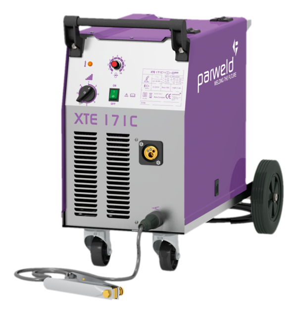 Parweld XTE 171C Compact Automotive MIG Welding Machine -BLACK FRIDAY SPECIAL OFFER