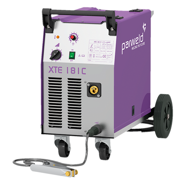Parweld XTE 181C Compact Automotive MIG Welding Machine - BLACK FRIDAY SPECIAL OFFER
