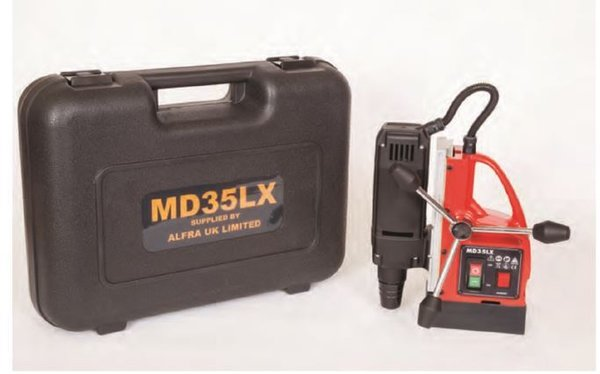 Alfra MD35LX Mag Drill